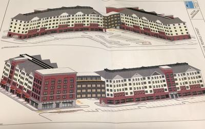 Temple Street plan