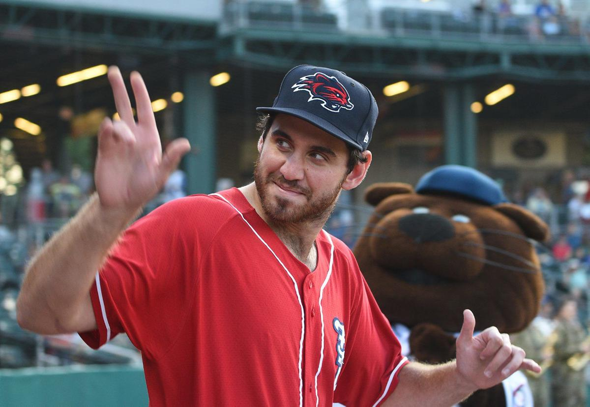 Portland pitching blanks Fisher Cats
