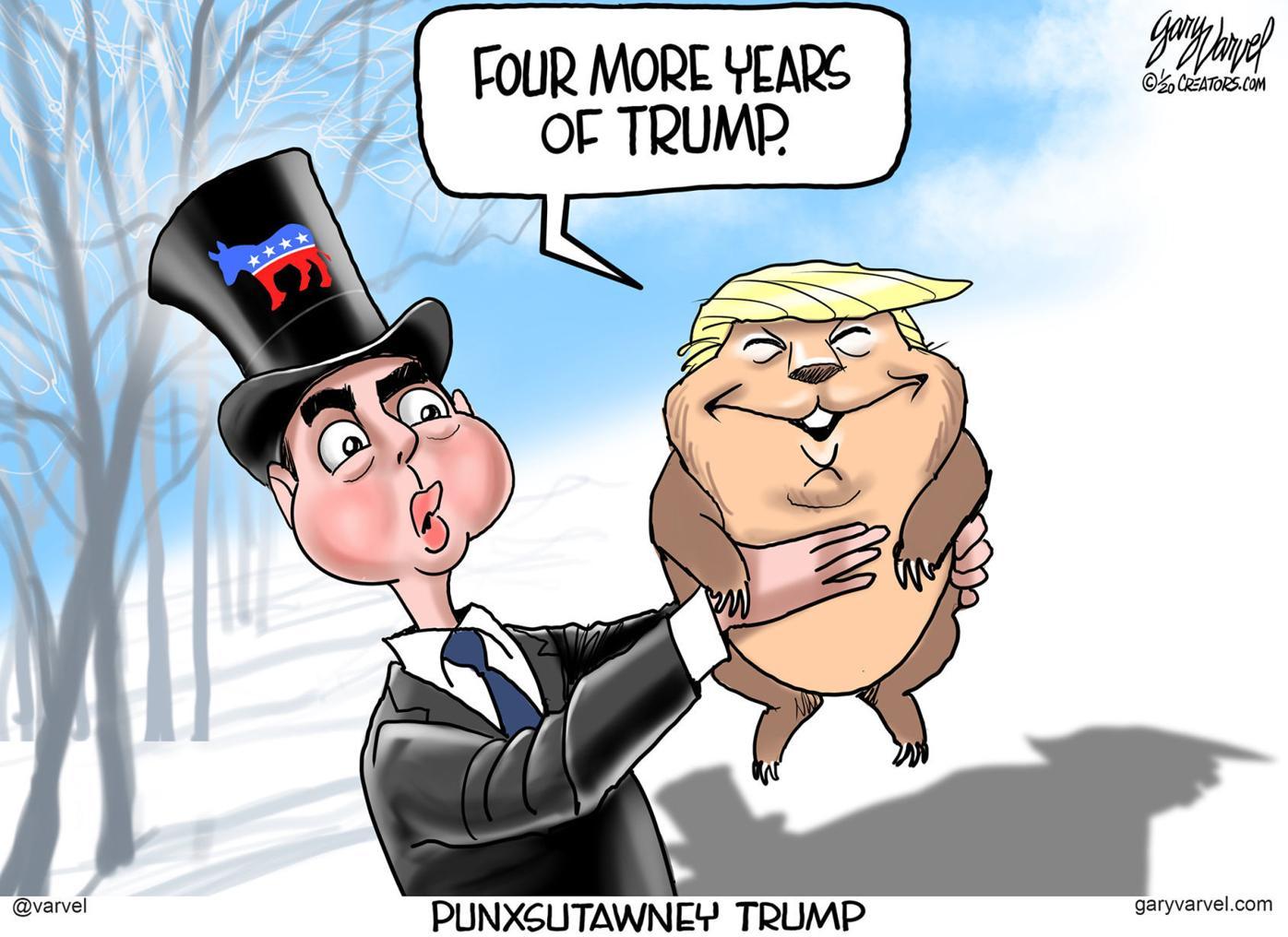 Editorial Cartoon Jan 31 2020 Cartoons Unionleader Com