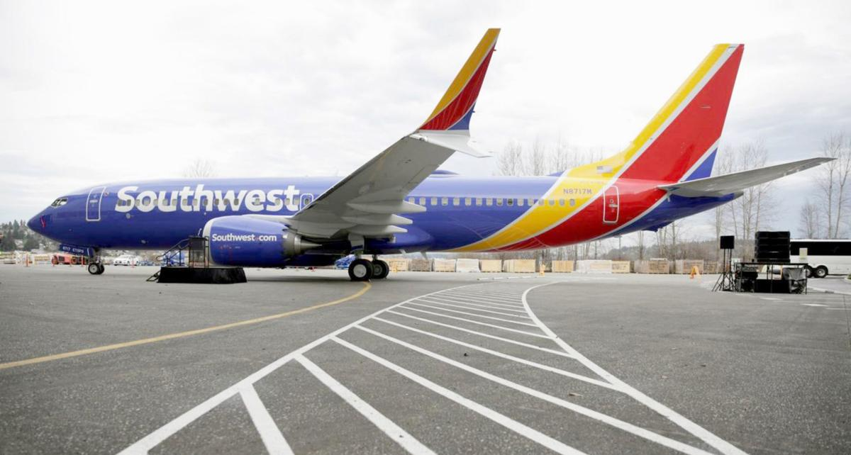 Southwest deal with Boeing nets compensation for employees