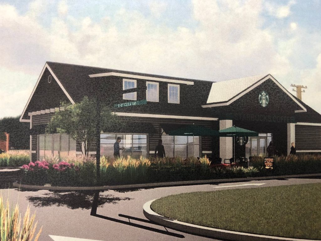Stratham to get its first Starbucks coffee shop