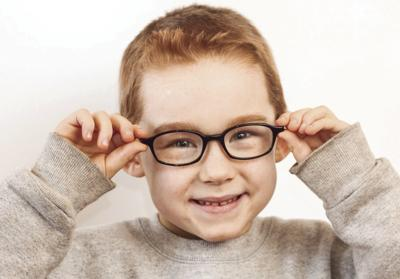 5 things parents need to know about kids and glasses