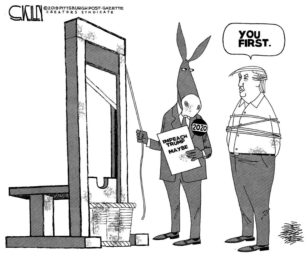 Editorial Cartoon, Sept. 15, 2019