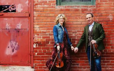 Natelie MacMaster and Donnell Leahy
