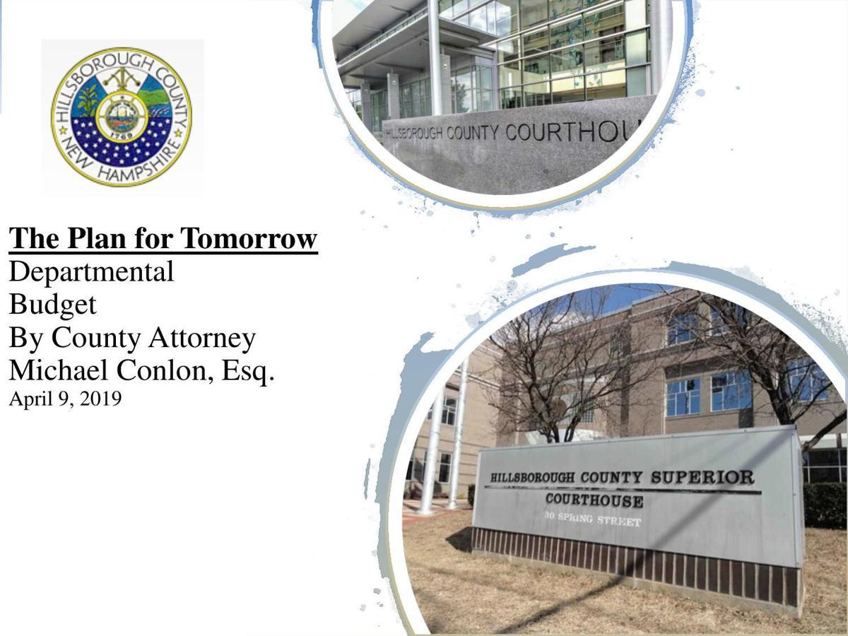 Hillsborough County Attorney budget 2020