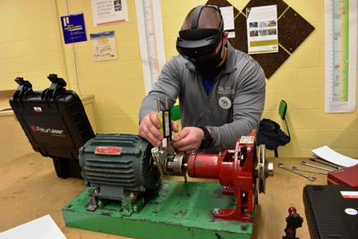 White Mountains Community College industrial mechanics