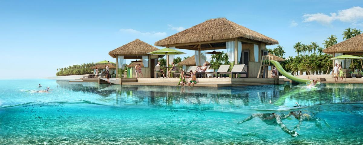 Cruising - Royal Caribbean CocoCay