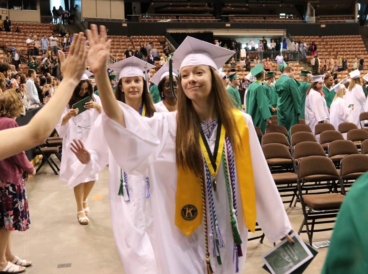 Central graduation 5