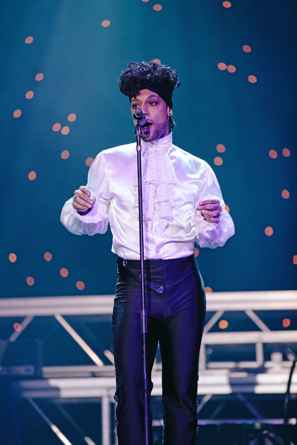 Purple Reign's Jason Tenner on meeting -- and channeling -- Prince