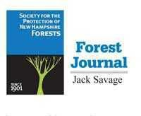 Jack Savage's Forest Journal column sig