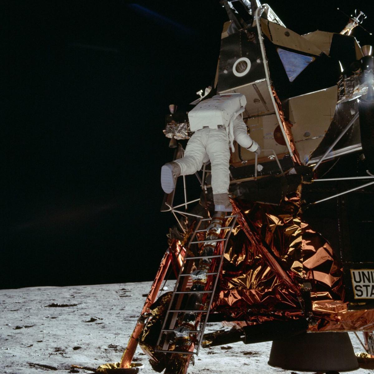 The hard-charging space program: Breakthroughs, breakdowns