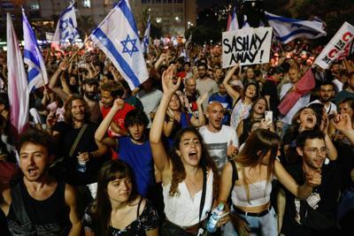 Netanyahu out, Bennett in as Israel marks end of an era | World |  unionleader.com