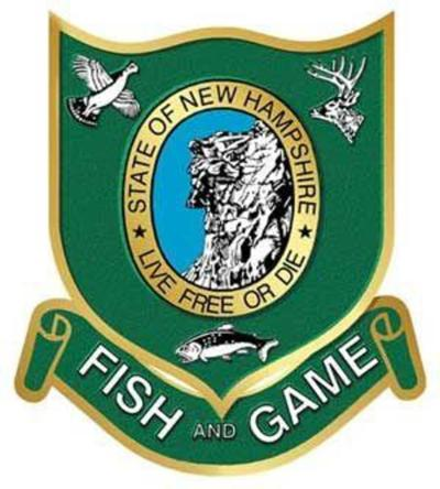 Fish and Game badge
