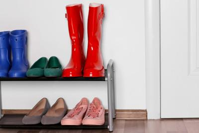Is it really so bad to wear shoes in the house?