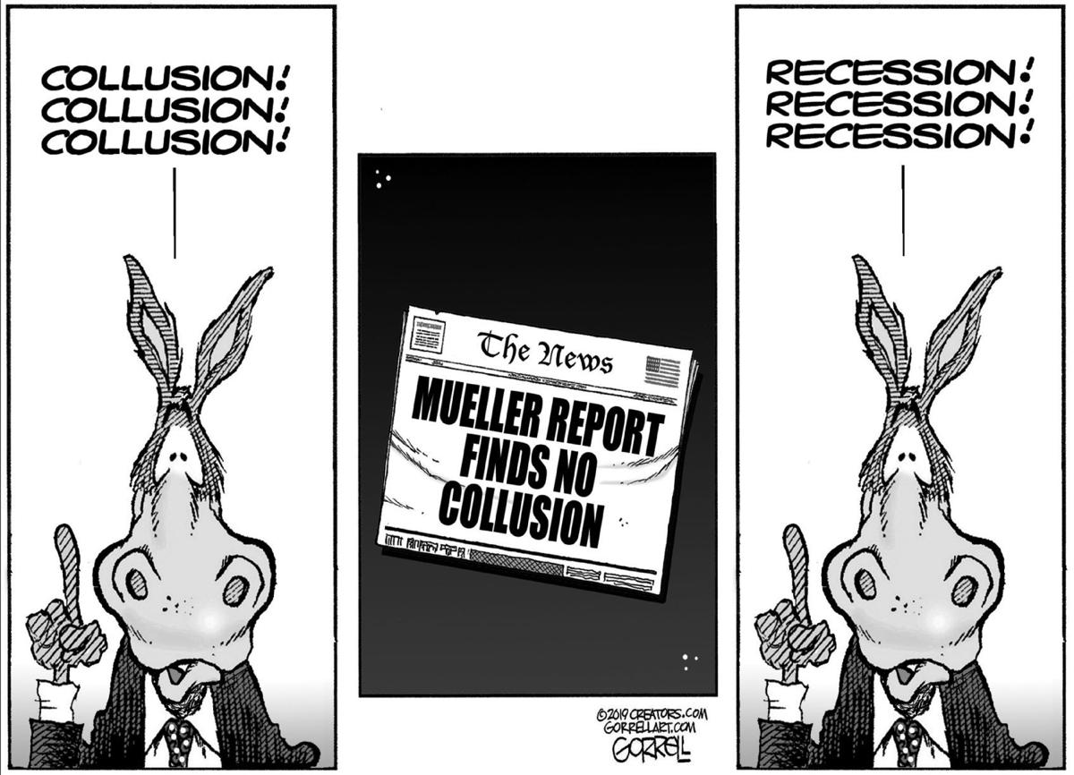 Editorial Cartoon, Aug. 21, 2019