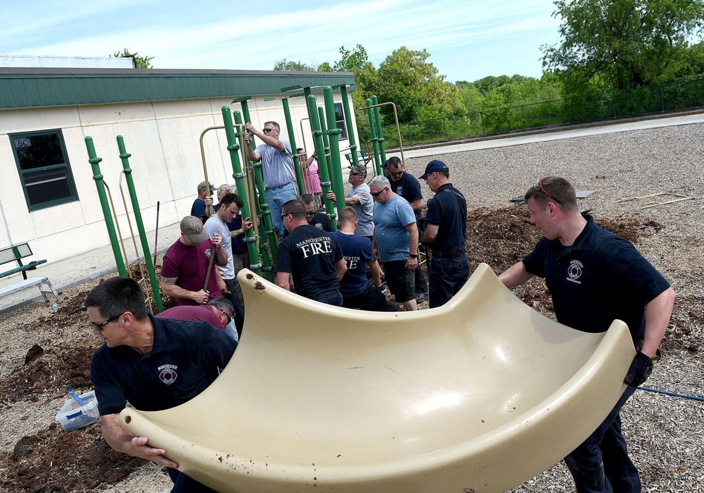 Green Acres Elementary playground