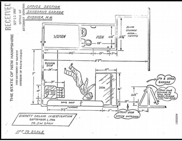 Cold case diagram