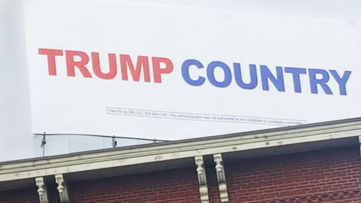 """""""Trump Country"""" removed"""