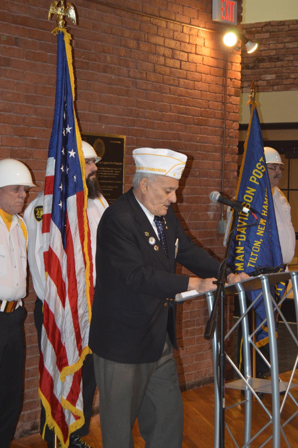 American Legion celebrates NH centennial