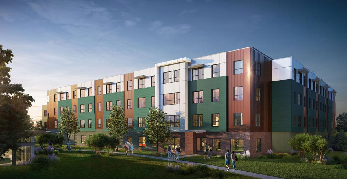 Dartmouth College apartment complex breaks ground