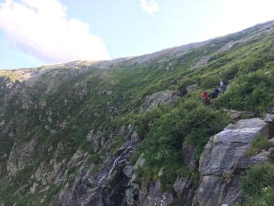 Mass. woman rescued after fall on Mount Washington trail