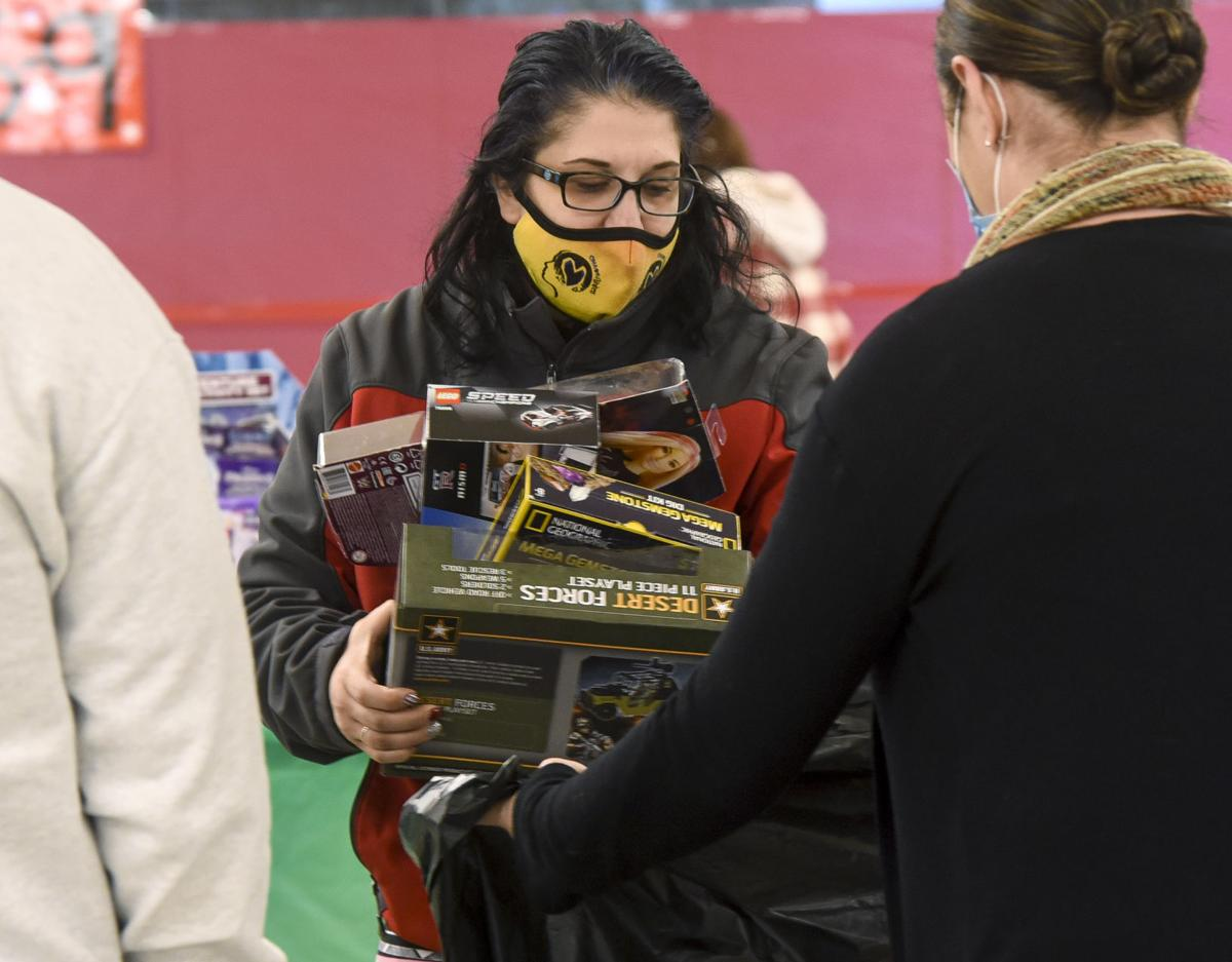 Annual Toy Shop adapts during pandemic