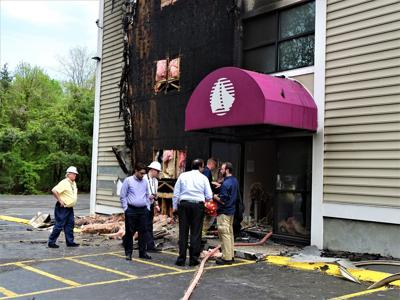 Portsmouth hotel fire