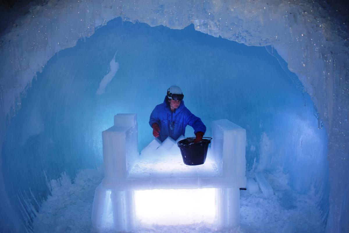 Ice Artisan Aisling Petipas