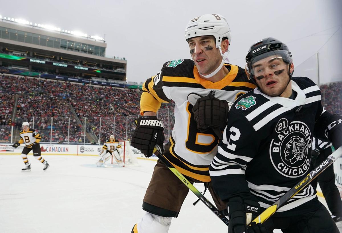 NHL Winter Classic  Bruins defeat Blackhawks 456eb5560
