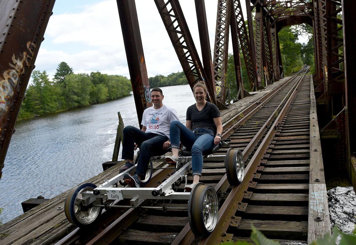 Scenic RailRiders