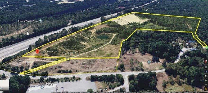 'Granite Woods' festival center pitched as distribution center