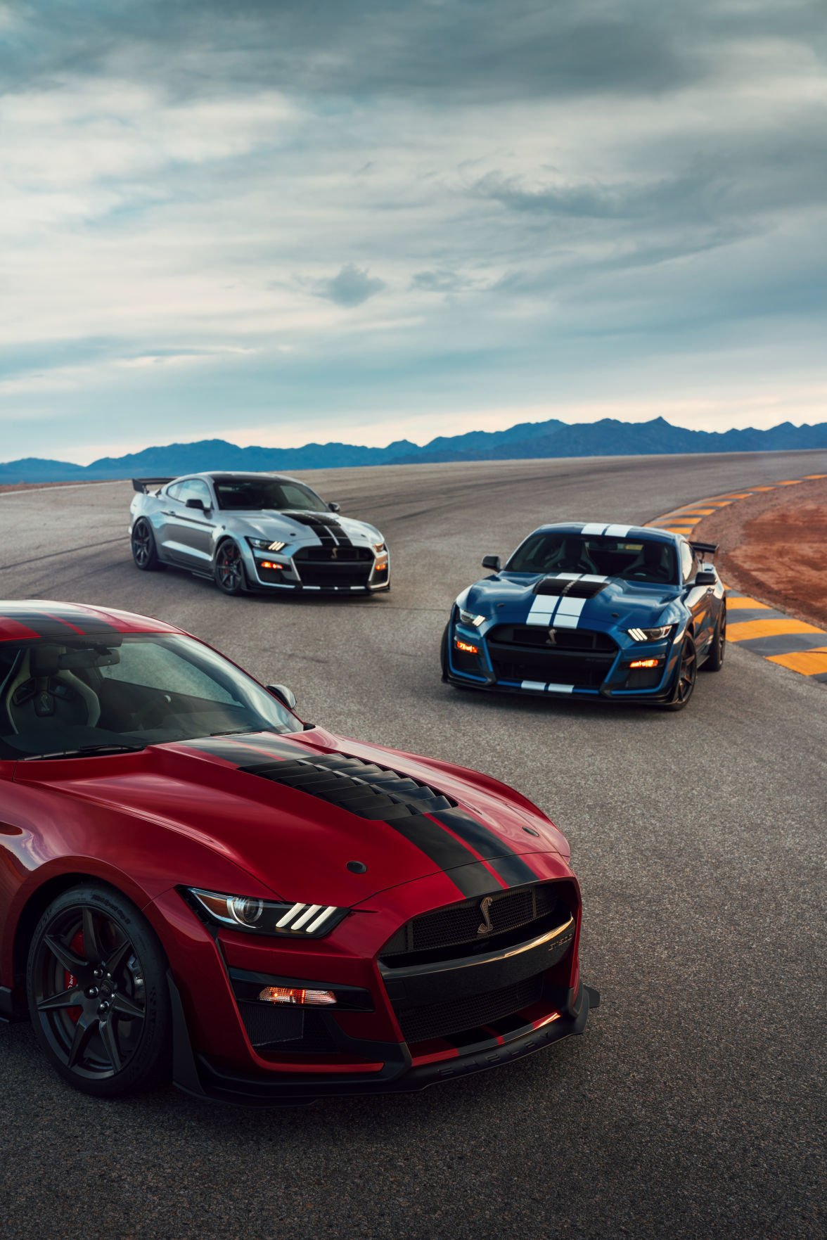 All-new Shelby GT500