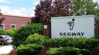 Segway says most of its production will remain in Bedford