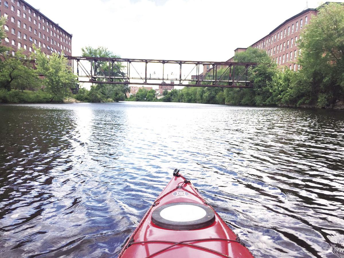 Tom Lynch's On the Water: Wilderness, history and easy paddling on the Nashua River