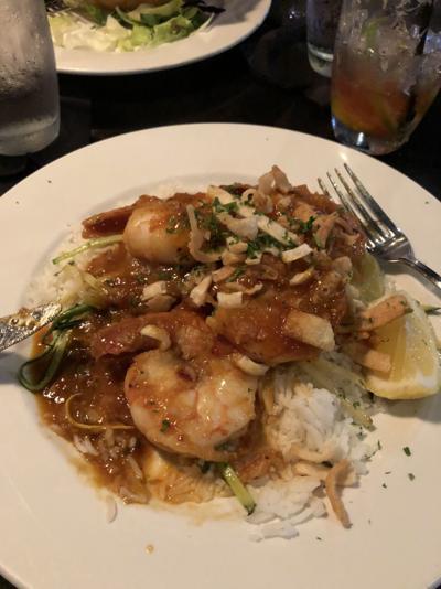 Sukiyaki Shrimp