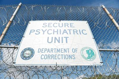 Secure Psychiatric Unit