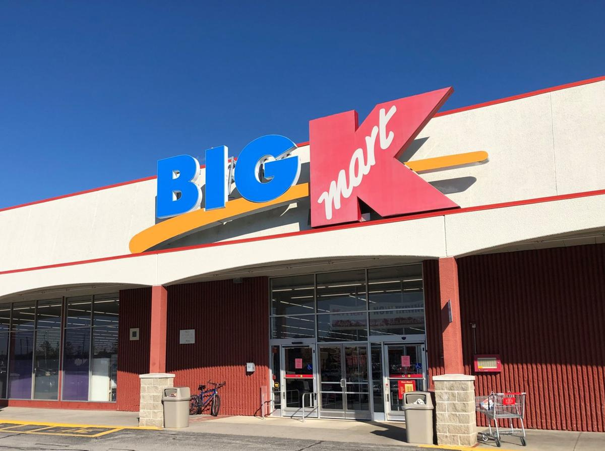 The Big Kmart in Hooksett is set to close in February