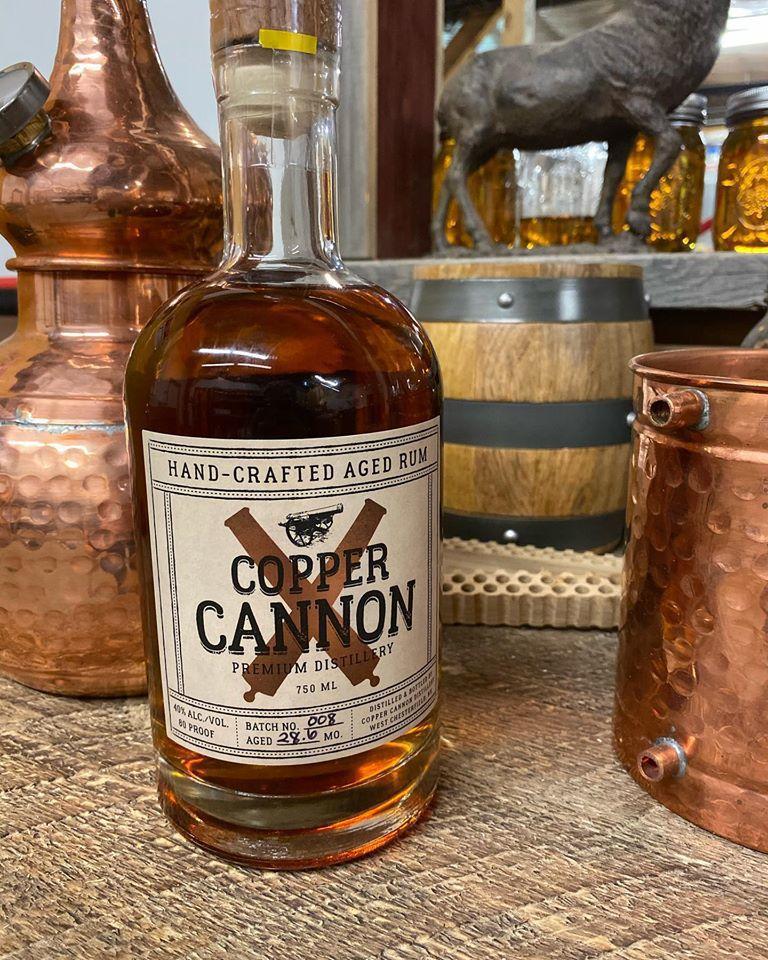 Copper Canyon Distillery