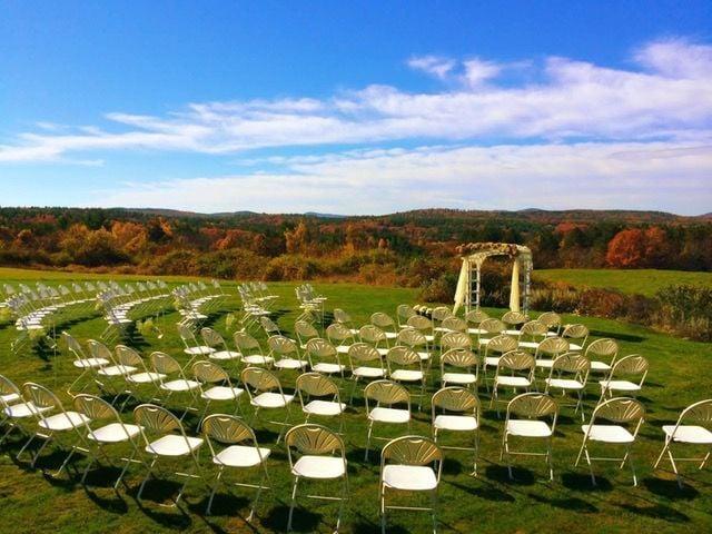 New Hampshire wedding venue