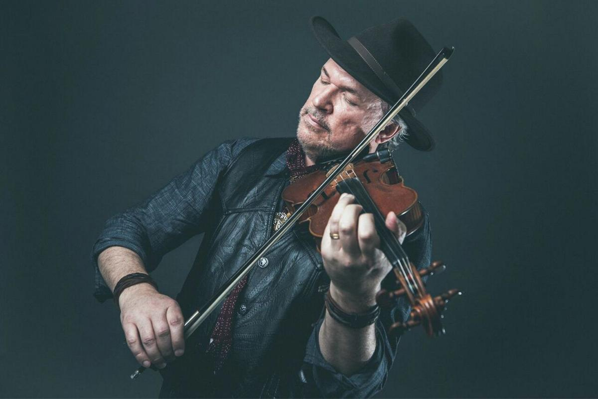 Grammy-winning violinists brings star power to Symphony NH