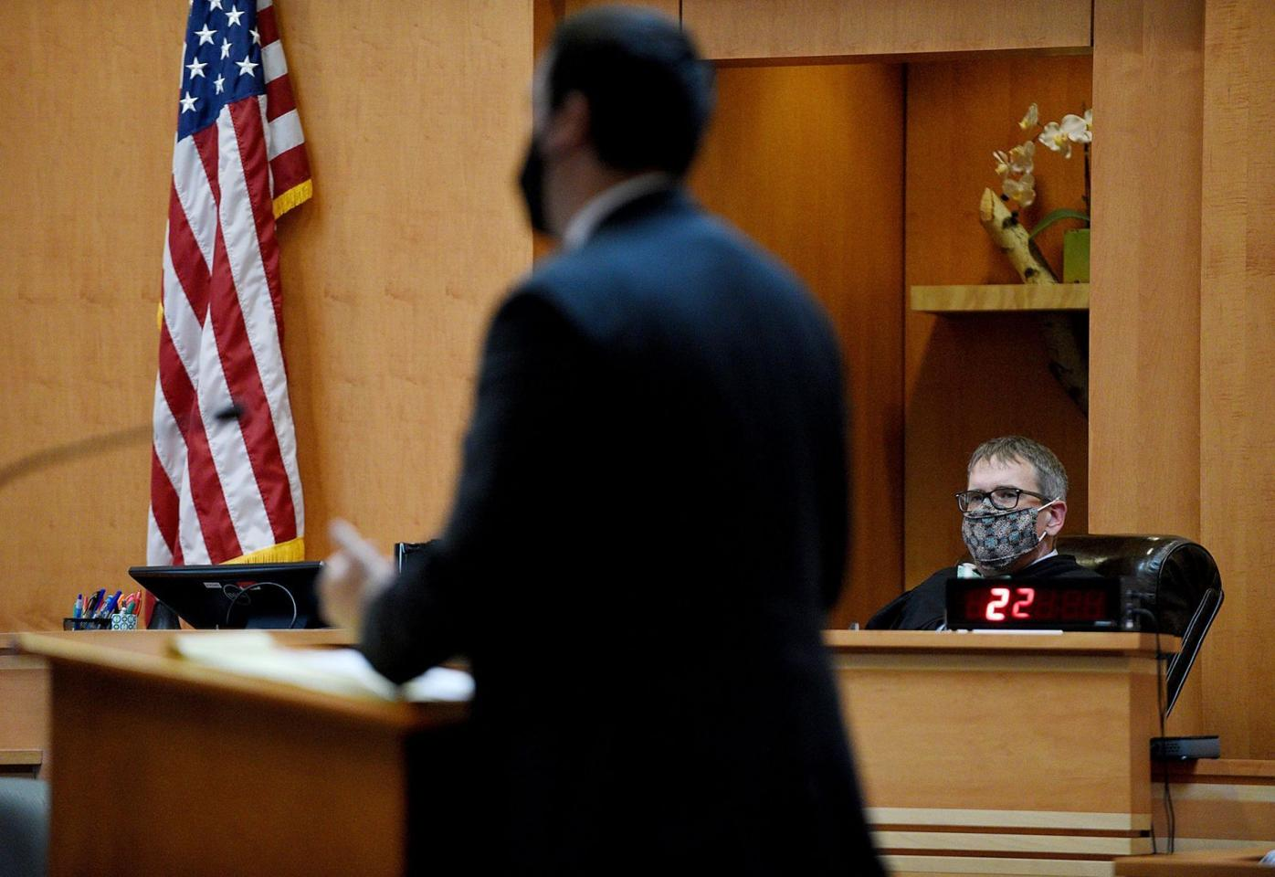 court opens