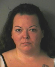Traffic stop leads to stalking charge against woman