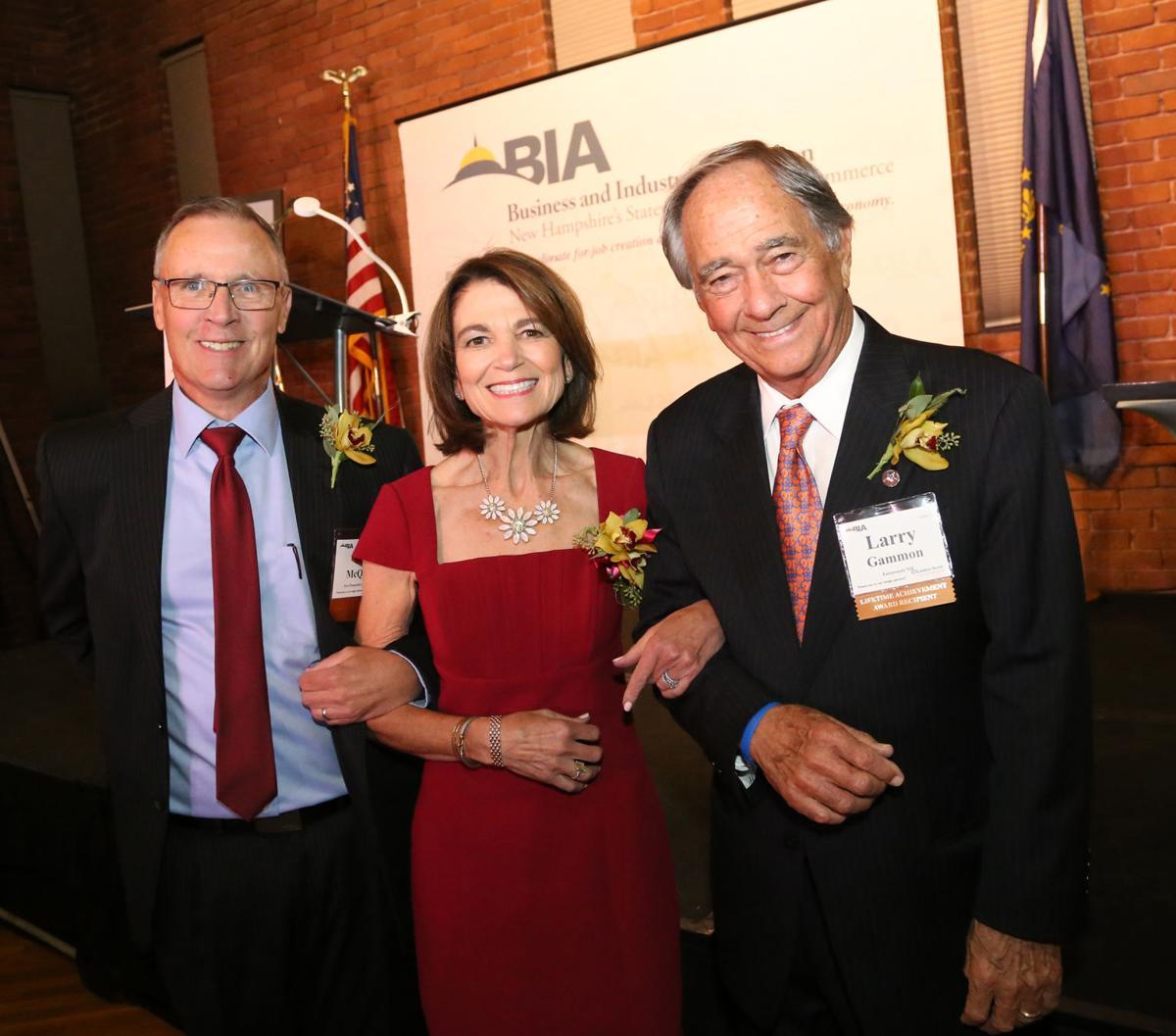 BIA honorees