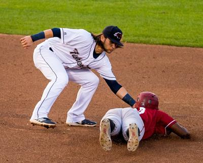 Fisher Cats lose to Altoona for second straight night