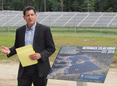 Fidelity Investments solar array