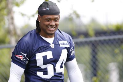 NFL: New England Patriots-Minicamp