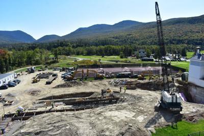 Mount Washington Hotel expansion