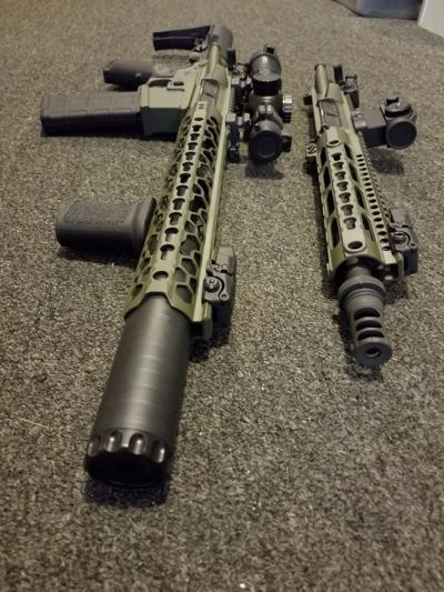Silencers muffle gun noise but not the debate over guns