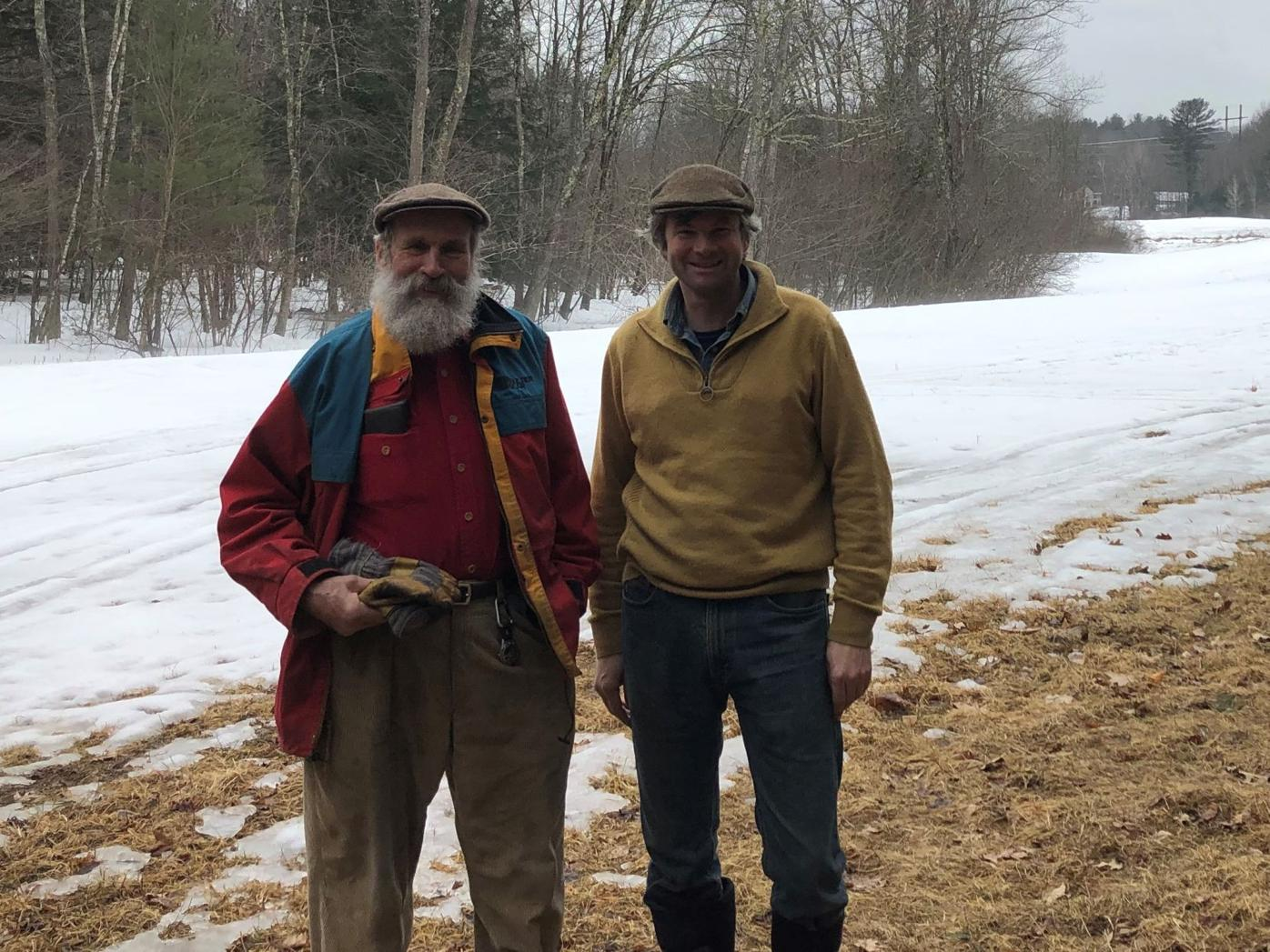 Dorn and Chuck Cox of Tuckaway Farm