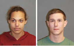 Two local residents nabbed in Nashua Granite Shield operation